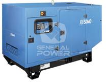 PHOTO JOHN DEERE GENERATORS 100 KW J100U IV exportonly
