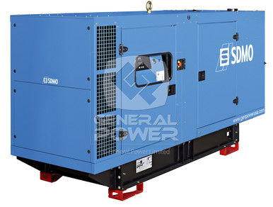 PHOTO JOHN DEERE GENERATORS 150 KW J150U IV exportonly