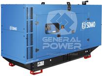 PHOTO VOLVO GENERATOR 400 KW V400U IV exportonly