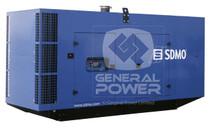 PHOTO VOLVO GENERATOR 550 KW V550UC2 IV exportonly