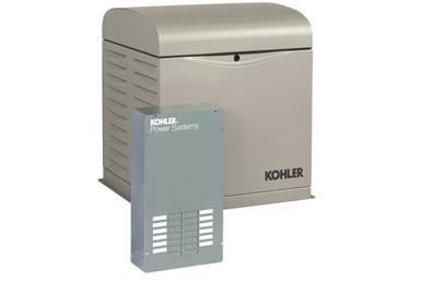 Generador a Gas Natural Kohler 11 KVA 12RESV