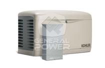 Generadores a Gas Natural Kohler 20 KVA 20RESA