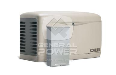 Generadores Gas Propano Kohler 14 KVA 14RESA