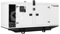 CUMMINS GENERATOR 150 KW GP-C150-60-T3 epastationary
