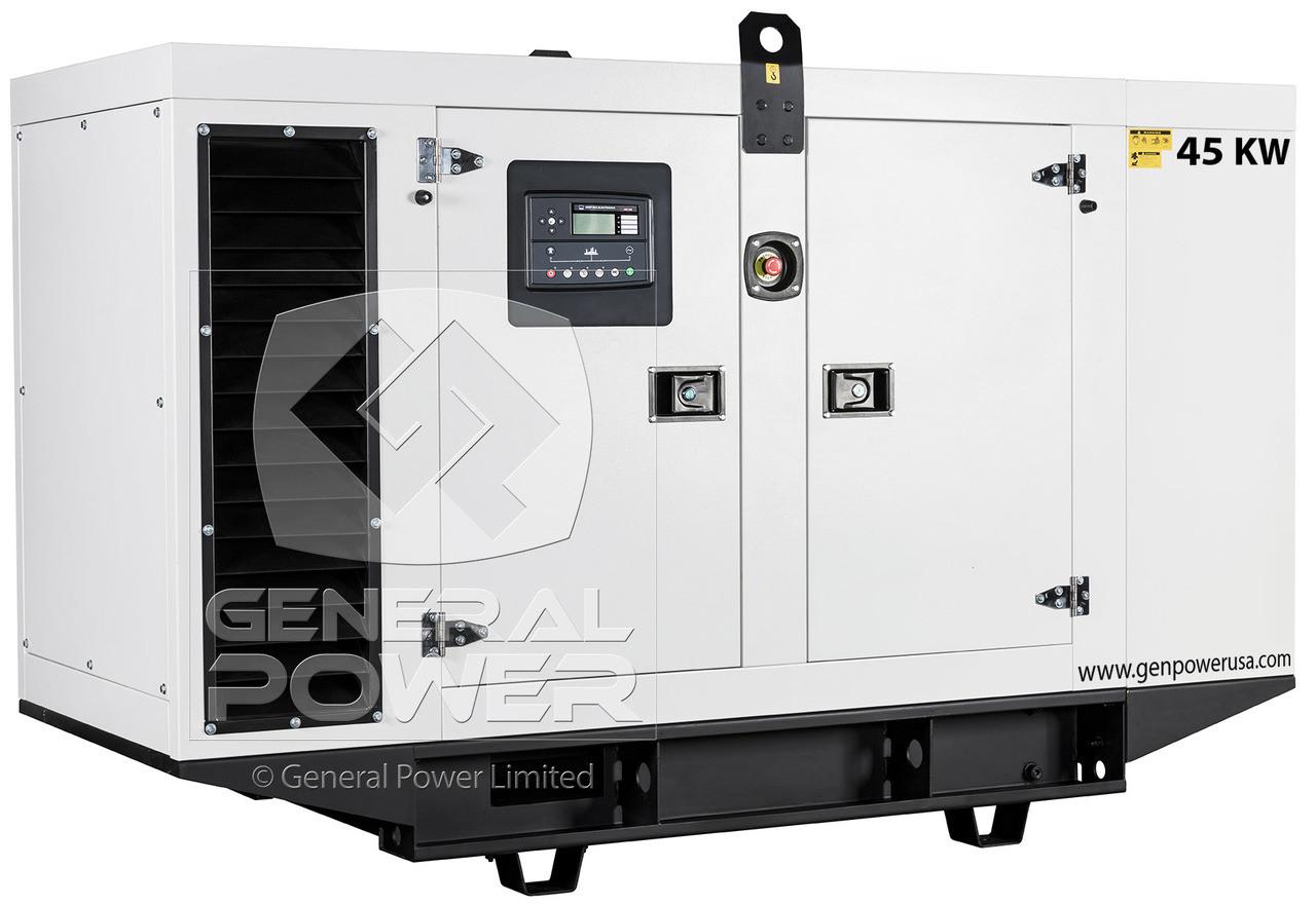 45 kW 56 kVA Diesel Generator - Cummins | GP-C45-60SA | General Power
