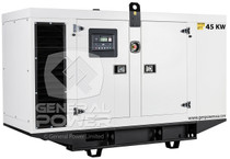 CUMMINS GENERATOR 50KW GP-C50-60SA exportonly