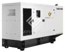 John Deere powered generator 165 kw GP-J165-60T4F-SA