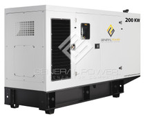 John Deere powered generator 200 kw GP-J200-60T3F-SA