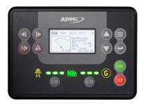 SDMO AMP403 Control