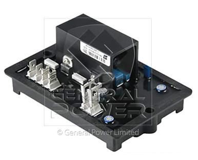 Leroy Somer R221 AVR - Leroy Somer Voltage Regulator on