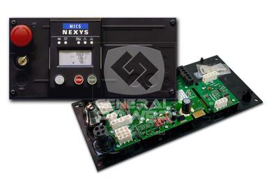 SDMO Generator Control Panel | General Power on