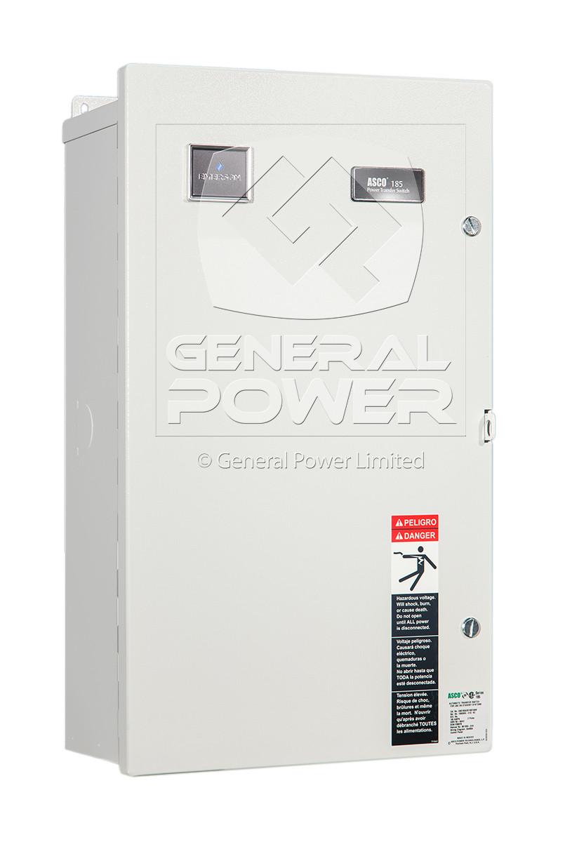 200 AMP Transfer Switch Automatic - ASCO | 185A2200F4C  Kv Asco Ats Wiring Diagram on