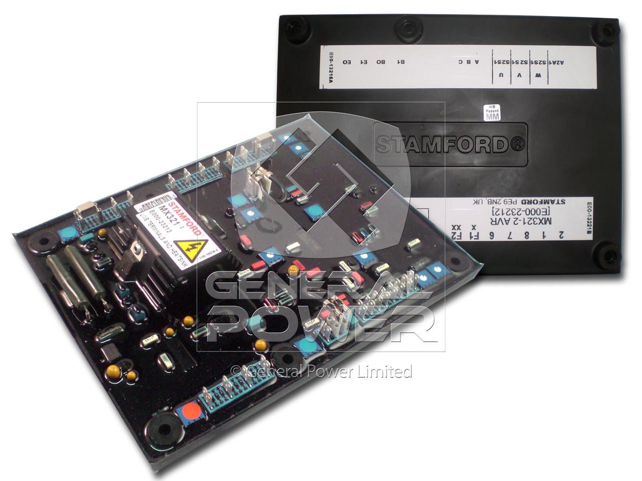 Isolation Transformer Wiring Diagram Onan Avr Great Installation On Electrical Stamford Mx321 Original Voltage Regulator Rh Genpowerusa Com Power