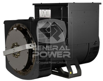 100 KW LSA 44.2 VS45 LEROY SOMER GENERATOR ALTERNATOR 125 KVA 3 PHASE