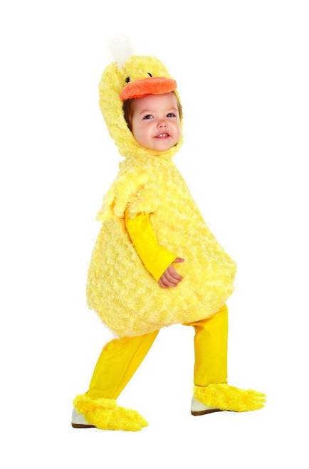 Underwraps Duck Belly Babies Animal Cuddly Child Boys Halloween Costume 25967
