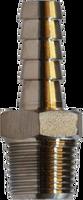Piston Style Exhaust Valve Vent Nipple