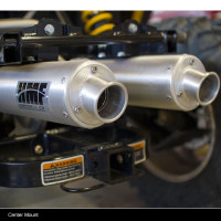 Commander 2011-13 HMF Exhaust