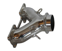 2007-11 Straightline Performance Arctic Cat F1000/M1000/Crossfire 1000 Y-Pipe - Ceramic Coated