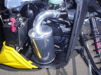 2008-17 Straightline Performance Ski-Doo XP 800R/800 E-Tec/600SDI Lightweight Muffler - Ceramic Coated