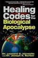 Healing Codes For The Biological Apocalypse book  (Hardcover Book)