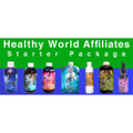 HWO Ambassadors Package- Level One Certification Test (PDF Download) including Healthy World Affiliates Starter Kit