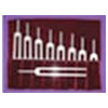Holy Harmony Perfect Circle of Sound Tuning Forks (Complete Set)