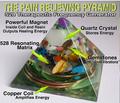 528 Orgone Generator Pyramid (Auto Energizer)
