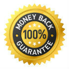 Money back guarantee...
