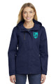 Lakeside Soccer - All-Conditions Jacket, Ladies