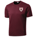 MIFC Tech Fan T-Shirt - Maroon