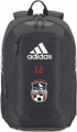 adidas Stadium II Backpack front (NWU)