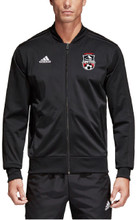 adidas Condivo 18 Jacket, Front, Black - Mens