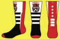 NWU Fan Socks