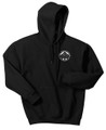 Timber Barons Hoodie, Black