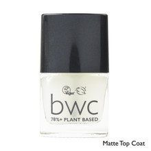 Kind Sophisticated Nails - Plant Based Matte Top Coat