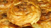 Peynirli Gul Boregi w/ Feta Cheese