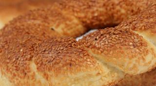 Turkish Sesame Bagel