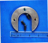 Horseshoe Washer 3-1/8 x 1/4.  Fits #600 and others.