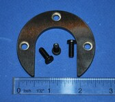 Horseshoe Washer 2-5/8 x 1/4. Fits #9400 Wilton Vise and others.
