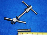 7/8 Hex Swivel Clamps  1/2:13 thread with Carriage Bolts