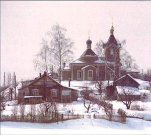 Fedoskino village