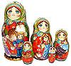 matryoshka nesting dolls