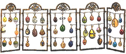 Faberge eggs history jewelry faberge egg pendants aloadofball Choice Image