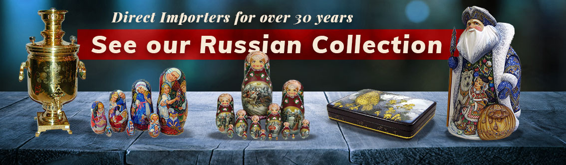 Russian Gifts & Collectables