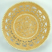 Example of another pattern. Patterns will vary slightly as these baskets are handcrafted.