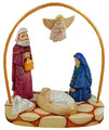 Traditional Russian Creche | Russian Nativity Theme