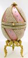 Tiffany - Music Box | Faberge Style Egg