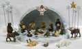 Alaska Nativity 22 Piece Set