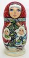 Woodland Snow Maiden | Unique Museum Quality Matryoshka Doll