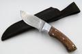 Russian Skinner Damascus Knife